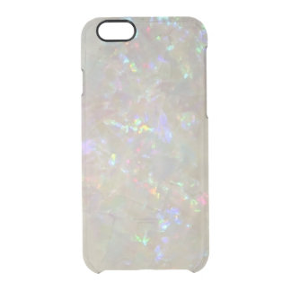 opalescence clear iPhone 6/6S case