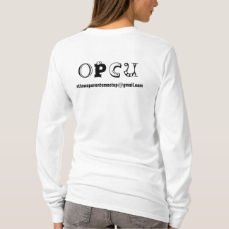 OPCU Ladies Long Sleeve T-Shirt
