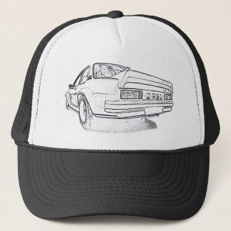 Opel Ascona i400 Trucker Hat
