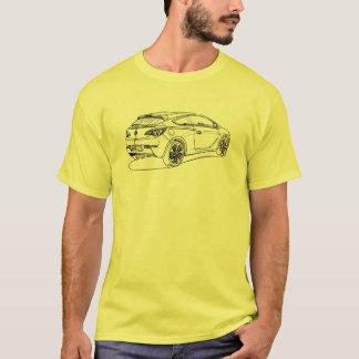 Opel Astra GTC 2012 T-Shirt