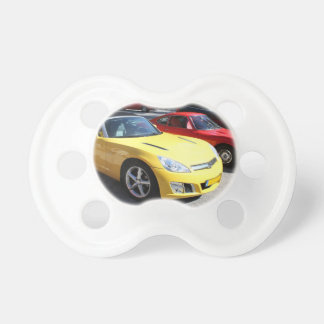 Opel GT Classic Sports Cars Pacifier