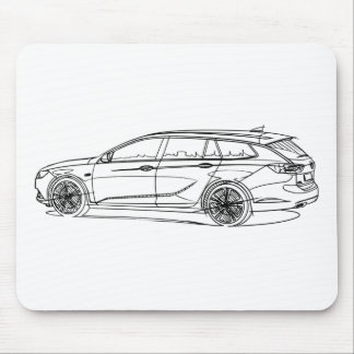 Opel Insignia ST 2017 Mouse Pad