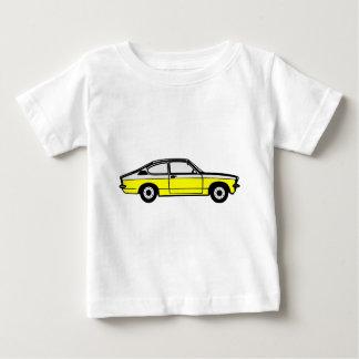 Opel Kadett C Coupe 1974 Baby T-Shirt