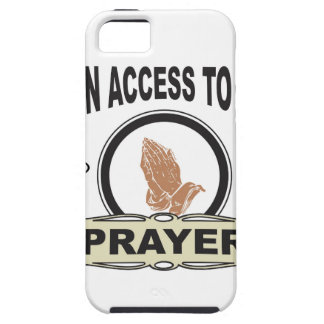 open access prayer case for the iPhone 5
