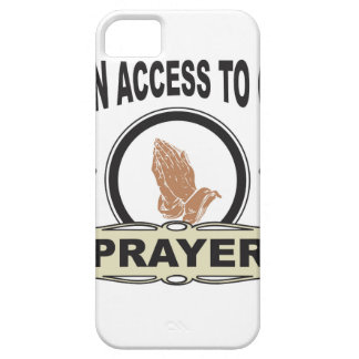 open access to god case for the iPhone 5