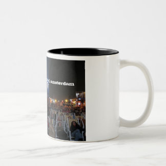 open air film festival amsterdam (Donators Mug) Two-Tone Coffee Mug