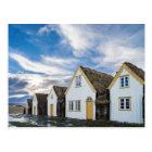 Open air museum of Glaumbaer Postcard