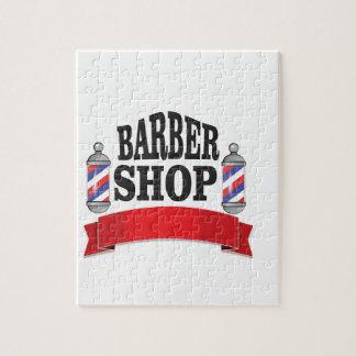 open barber shop art jigsaw puzzle