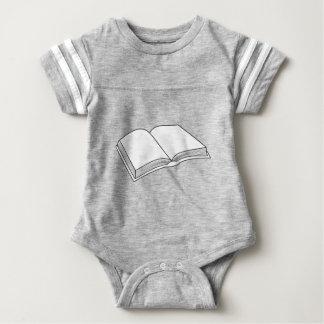Open Book Baby Bodysuit