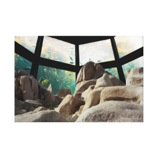 Open Cage Canvas Print