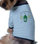 Open Champagne! Doggie Shirt