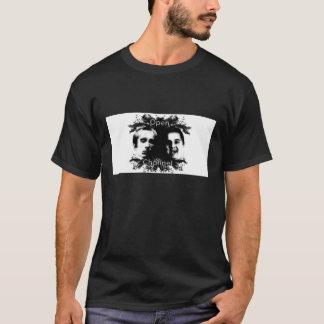 Open Channel Black T T-Shirt