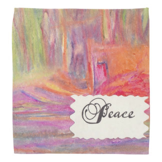 """Open Door of Peace"" Head Kerchief"