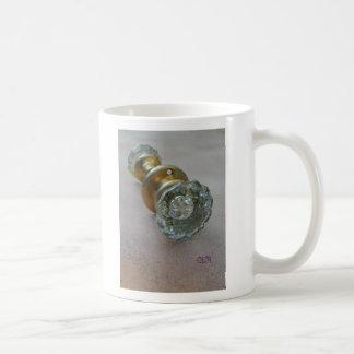 Open doors. coffee mug
