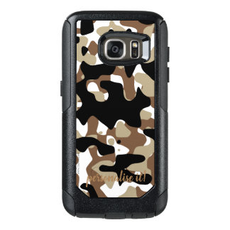 Open-field snow camouflage OtterBox samsung galaxy s7 case