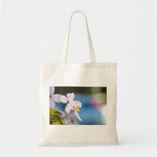 Open Flower Tote Bag