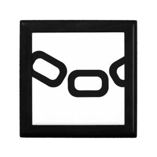 Open Handcuffs Gift Box