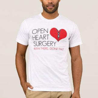 Open Heart Surgery Funny Get Well T-Shirt
