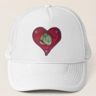 Open Heart Trucker Hat