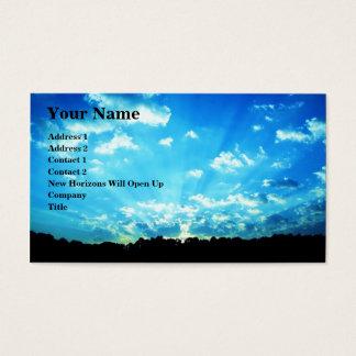 Open Horizons Business Card