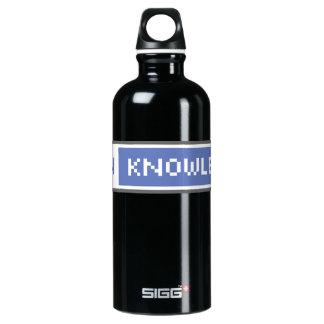 Open Knowledge Water Bottle