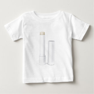 Open lip balm stick baby T-Shirt