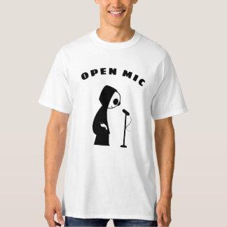 Open Mic Men's Tall Hanes T-Shirt