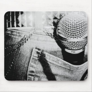 Open Mic Mouse Pad