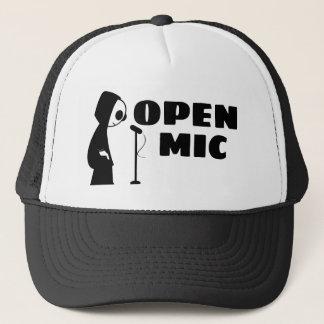 Open Mic Truck Hat