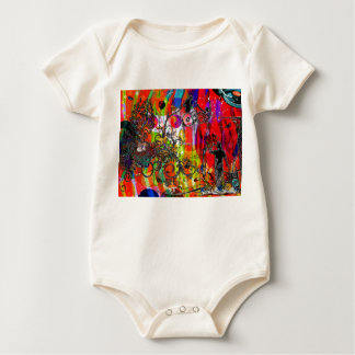 Open microphone Non Stop Music Baby Bodysuit