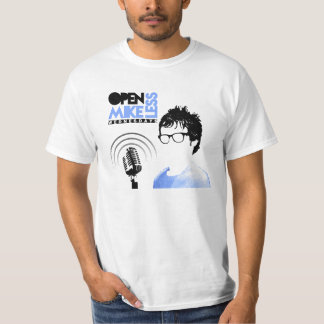 Open Mikeless Tshirt