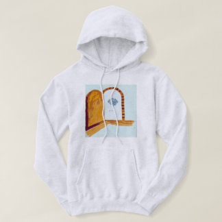 Open mind hoodie