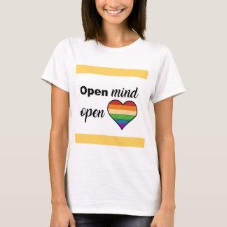 Open Mind, Open Heart T-Shirt