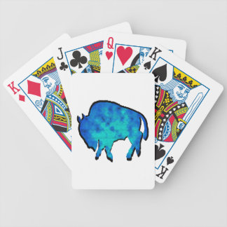 Open Range Bicycle Playing Cards