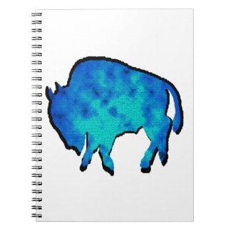 Open Range Spiral Notebook
