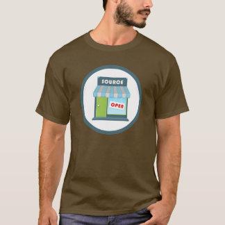 Open Source Badge T-Shirt