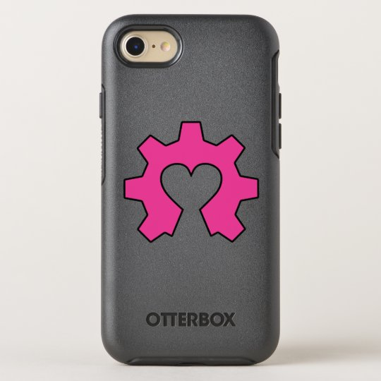 Open Source Love iPhone Case