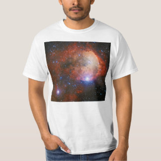 Open Star Cluster NGC 3324 in the Carina Nebula T-Shirt