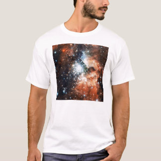 Open Star Cluster NGC 3603 in the Carina Nebula T-Shirt