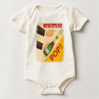 Open That Bottle Night - Appreciation Day Baby Bodysuit