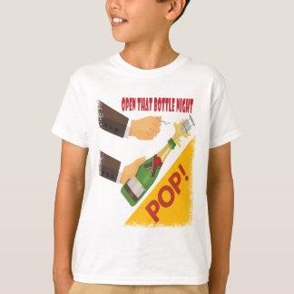 Open That Bottle Night - Appreciation Day T-Shirt