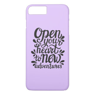 Open Your Heart To New Adventures Case-Mate iPhone Case