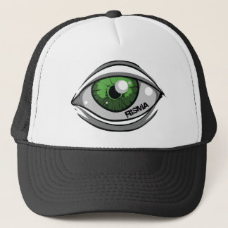 Open Your Risma Eye Trucker Hat