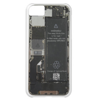 Opened iPhone 5 Case
