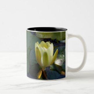 Opening Two-Tone Coffee Mug