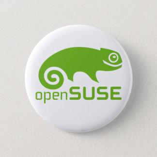 openSuzie Linux Logo 2 Inch Round Button