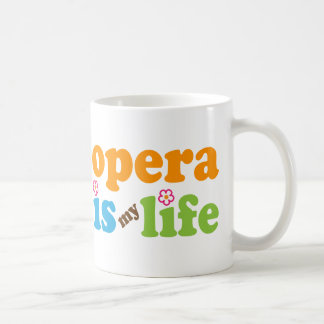 Opera Gift Girls Coffee Mug