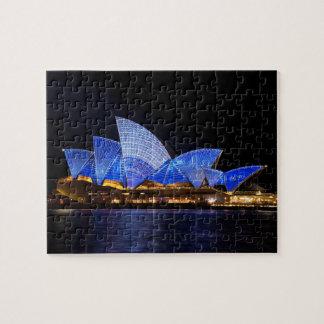Opera House Sydney Australia Jigsaw Puzzle