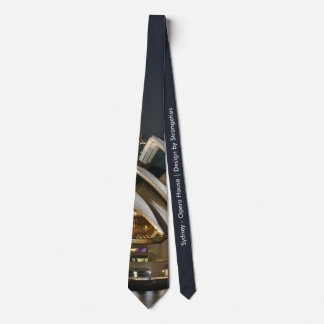 Opera House Tie