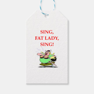 OPERA PACK OF GIFT TAGS